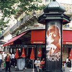 Paris Street Scene – Paris, France – Daily Photo
